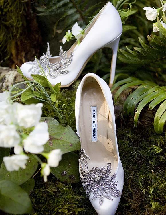 lovable bella swan180s wedding shoes from manolo blahnik