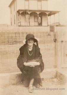 Velma Davis 1924
