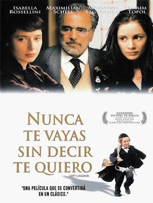 Nunca te vayas sin decir te quiero (1988)