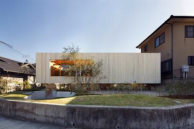 Rumah Gaya Jepang Yang Atraktif