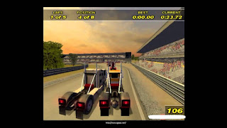 Download Game super truck racing 1 PS2 For PC Full Version  ZGASPC