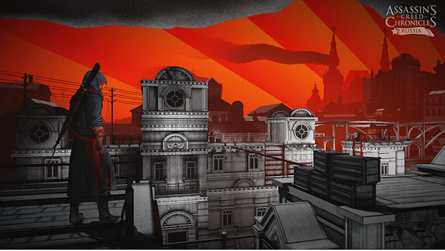 Assassin's Creed Chronicles russia