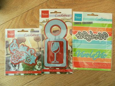 Marianne Design  Summer Candy