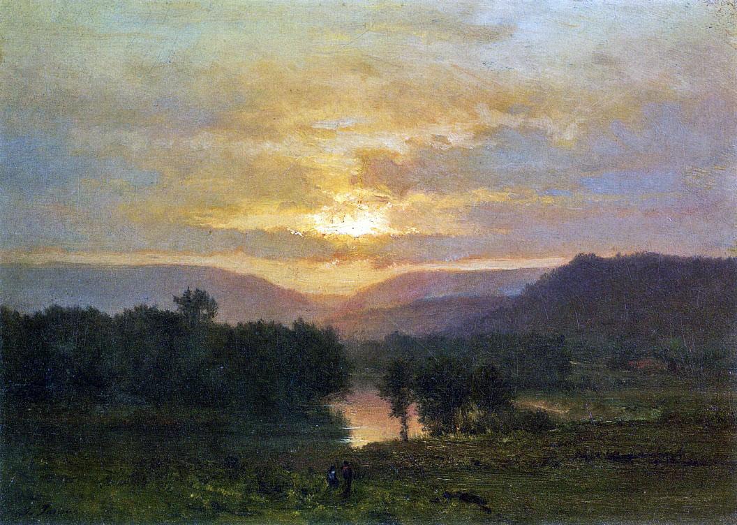 19th Century American Paintings George Inness Ctd