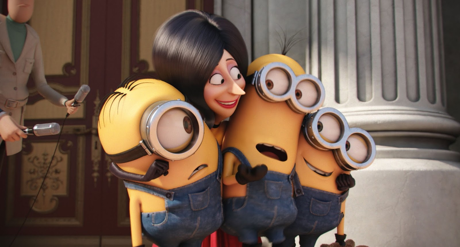 Minions movie characters