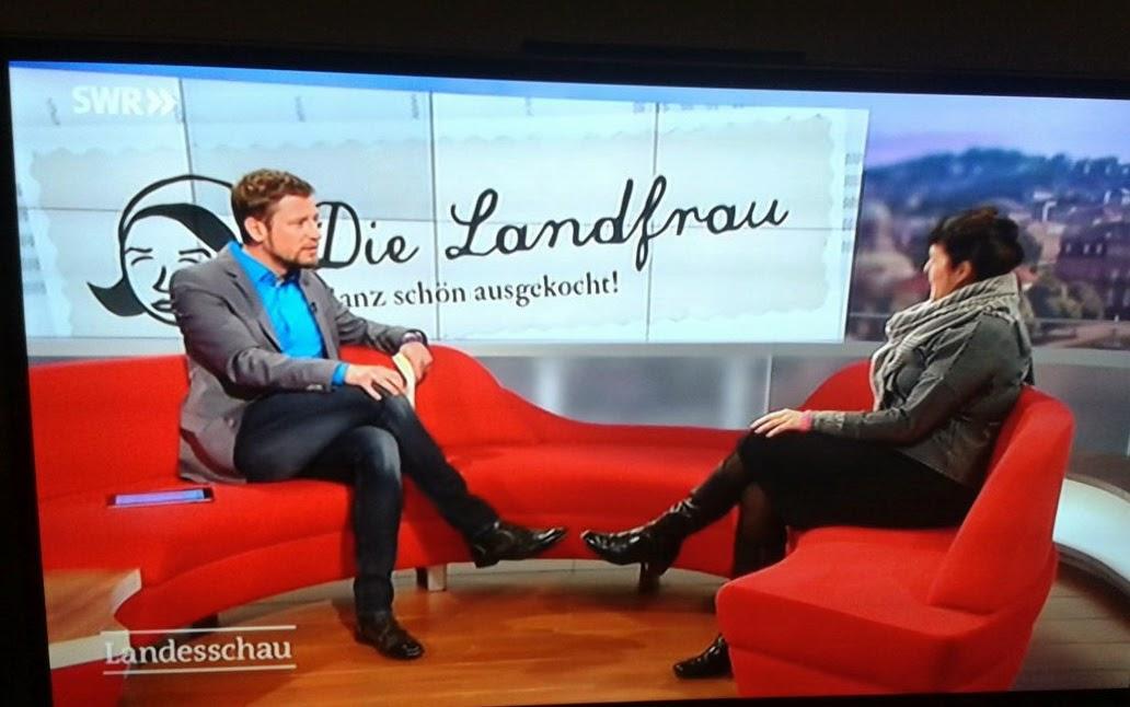 Die Landfrau im Fernsehen