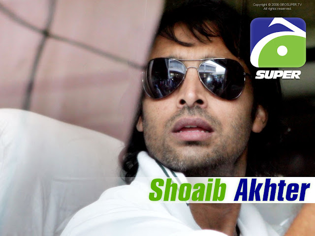 Shoaib Akhtar HD Wallpapers