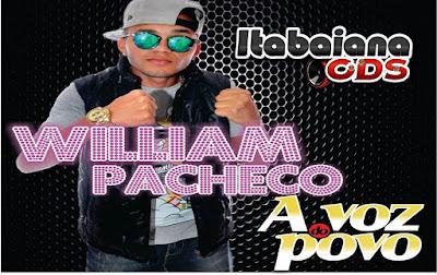 William Pacheco A Voz do Povo