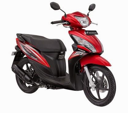 Harga Honda Spacy FI dan Spesifikasi Terbaru