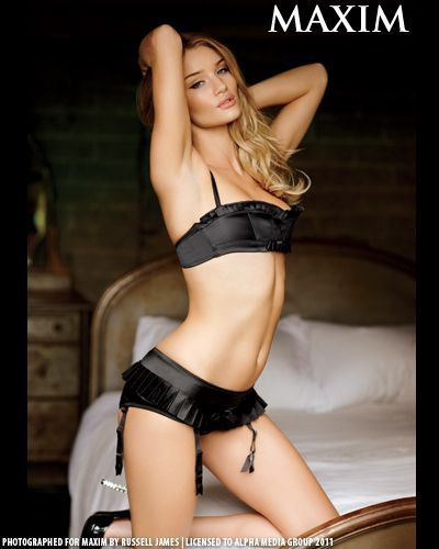 rosie huntington whiteley maxim