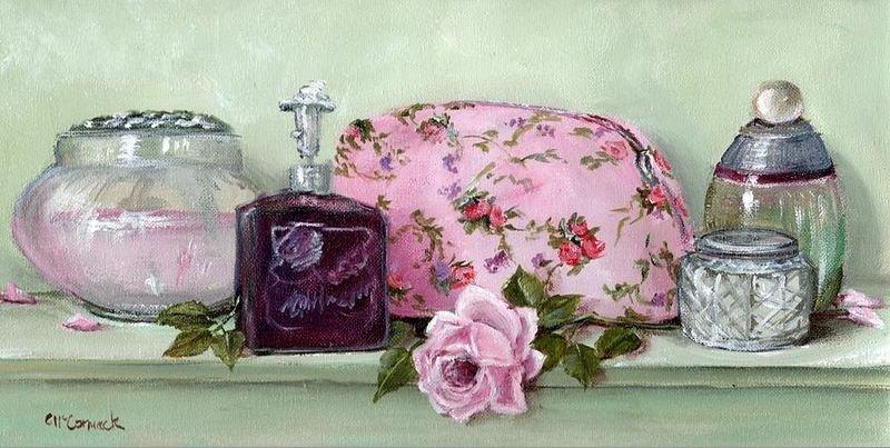 Розовый винтаж Гейл Маккормак