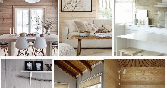 Villa hov: hytte inspirasjon