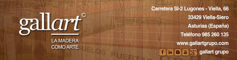 Gallart Grupo. El blog- Suelos y puertas de madera en Asturias