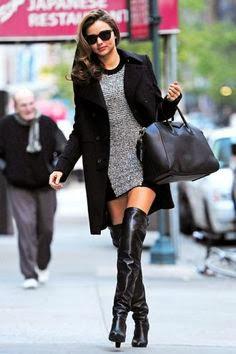 Yeni Moda Bayan Çizme Modelleri