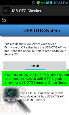 OTG Checker