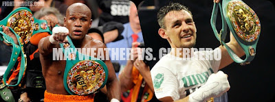 Mayweather vs Guerrero