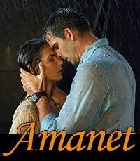 """GLEDATE SERIJU """"AMANET""""?"""