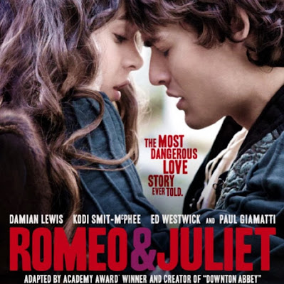 Poster Of Hollywood Film Romeo and Juliet (2013) In 300MB Compressed Size PC Movie Free Download At worldfree4u.com