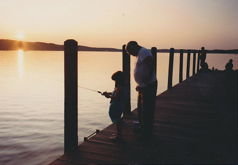 Fishing with Papa