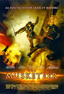 Watch The Musketeer (2001) movie free online