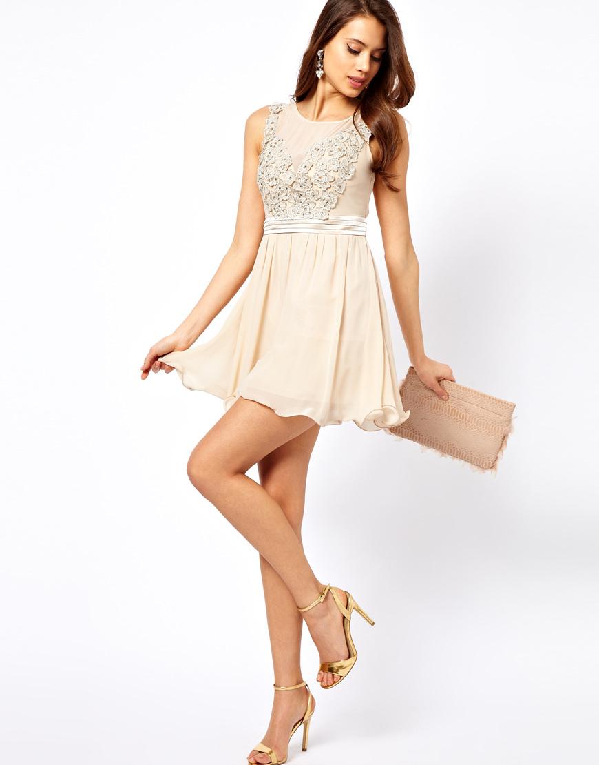 pretties 39 closet little mistress applique mesh prom dress. Black Bedroom Furniture Sets. Home Design Ideas