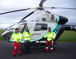 Supporting those who save lives in Surrey