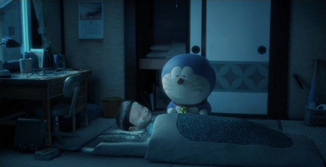 Stand By Me Doraemon, Film Perpisahan Nobita dan Doraemon
