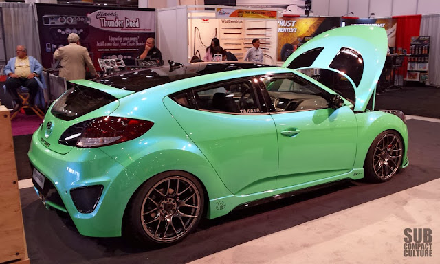 Custom Hyundai Veloster Turbo