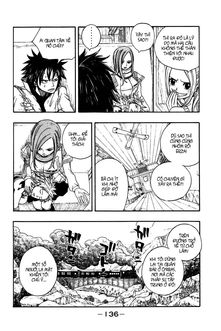 Fairy Tail chap 11 page 12 - IZTruyenTranh.com