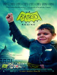 Batkid Begins: The Wish Heard Around the World (2015)