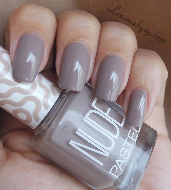Pastel Nude Buff