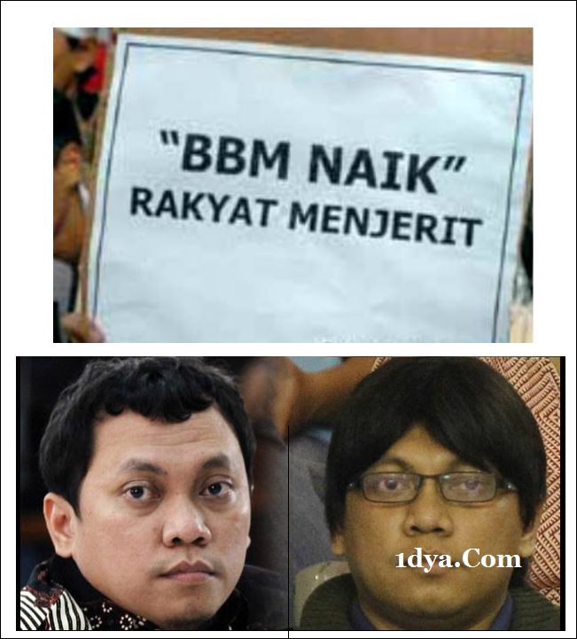 Salah Satu Penyebab Naiknya BBM