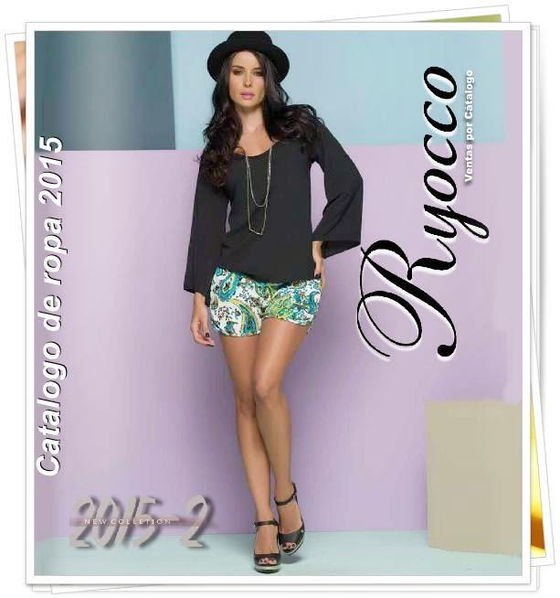 Catalogo Ryocco 2015-2