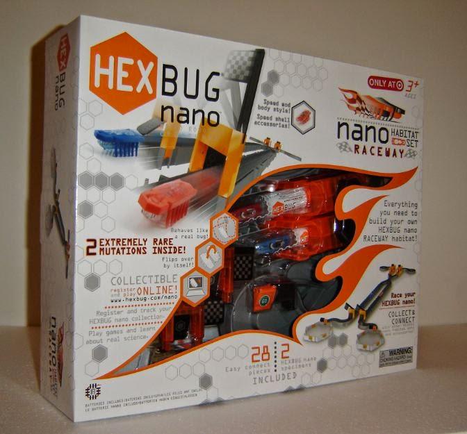 Hexbug Habitat Review Hexbug Nano Raceway Habitat