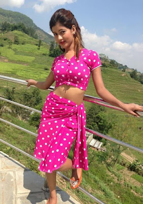 Nepali Actress Model Sagun Shahi