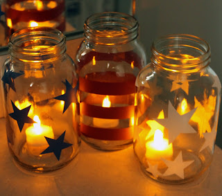Diy liberty luminaries trading phrases voila look at how cute they turned out i just love them now that you are inspired to do this yourself if you have 15 30 minutes free let me tell you solutioingenieria Image collections