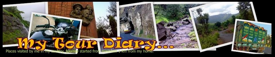 My Tour Diary