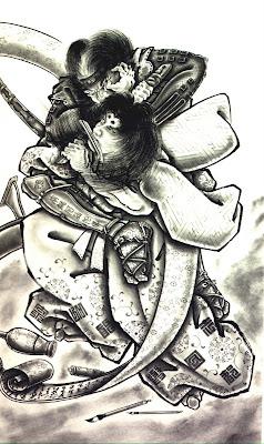 asian tattoo designs on japanese demon tattoos design japanese demon tattoos part 7 read more ...