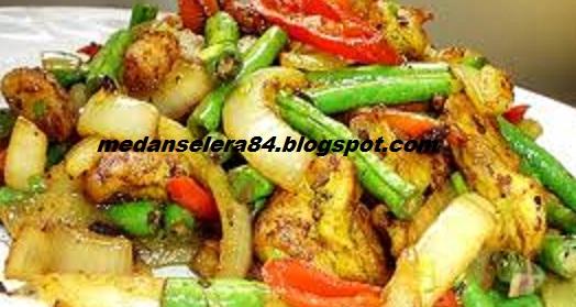 Dapur Masakan Resepi Ayam Goreng Kunyit