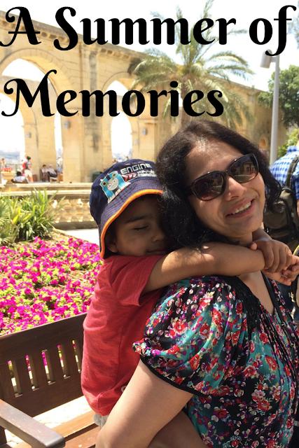 A Summer of Memories