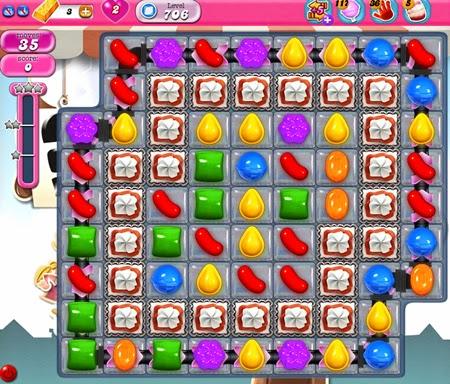 Candy Crush Saga 706