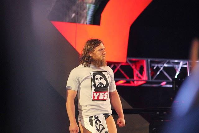 Daniel Bryan, WWE