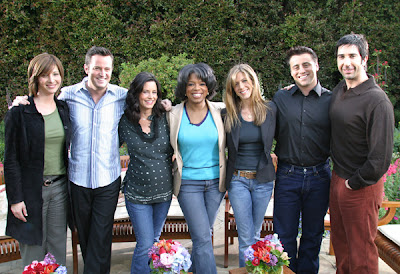 Friends cast, Friends ekibi, Friends reunion, Friends Oprah, Jennifer Aniston, Courteney Cox, Matthew Perry, David Schwimmer, Lisa Kudrow, Matt LeBlanc