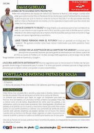 Entrevista a la cocina de Gibello