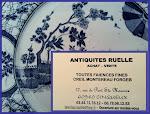Ma boutique préférée pour la faîences de Creil Montereau et autres.