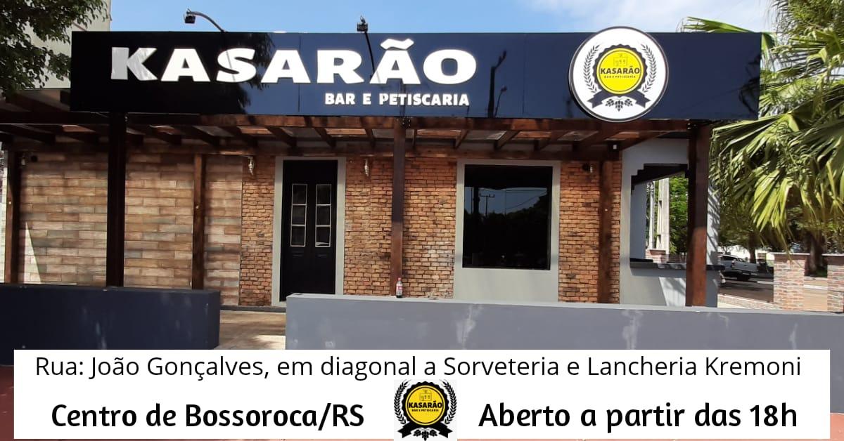 Kasarão Bar e Petiscaria