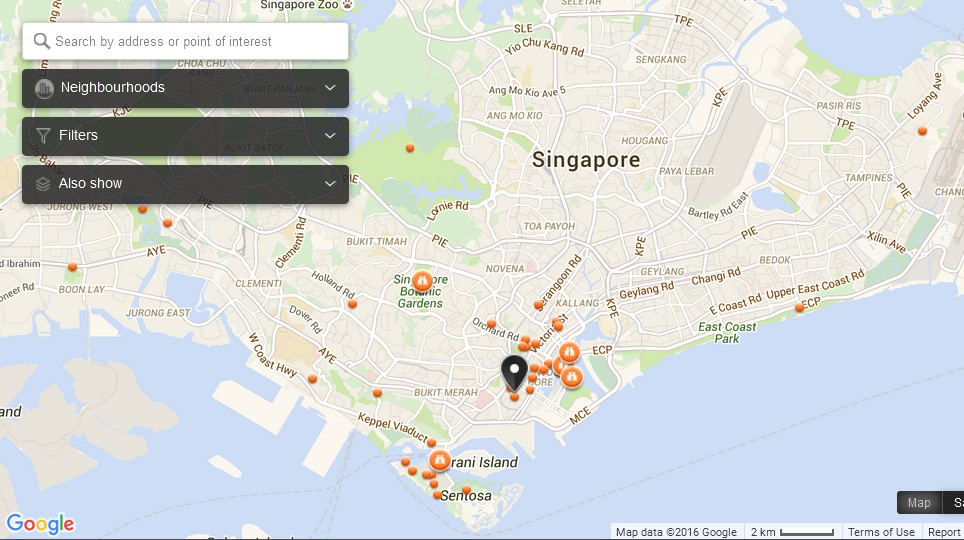 10 top tourist attractions in singapore with photos amp map inducedinfo