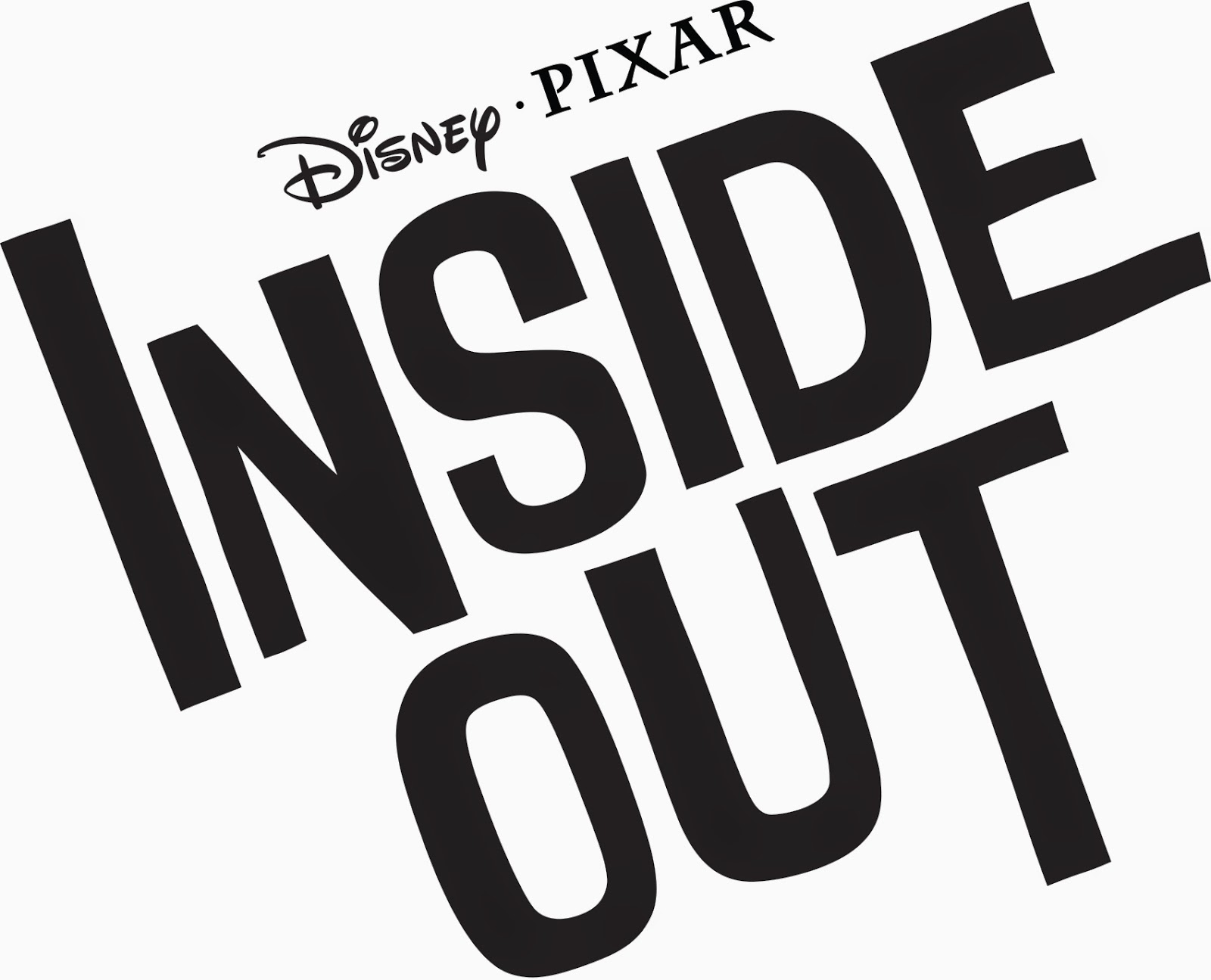 Inside Out Movie Logo And Plot Synopsis Teaser Trailer