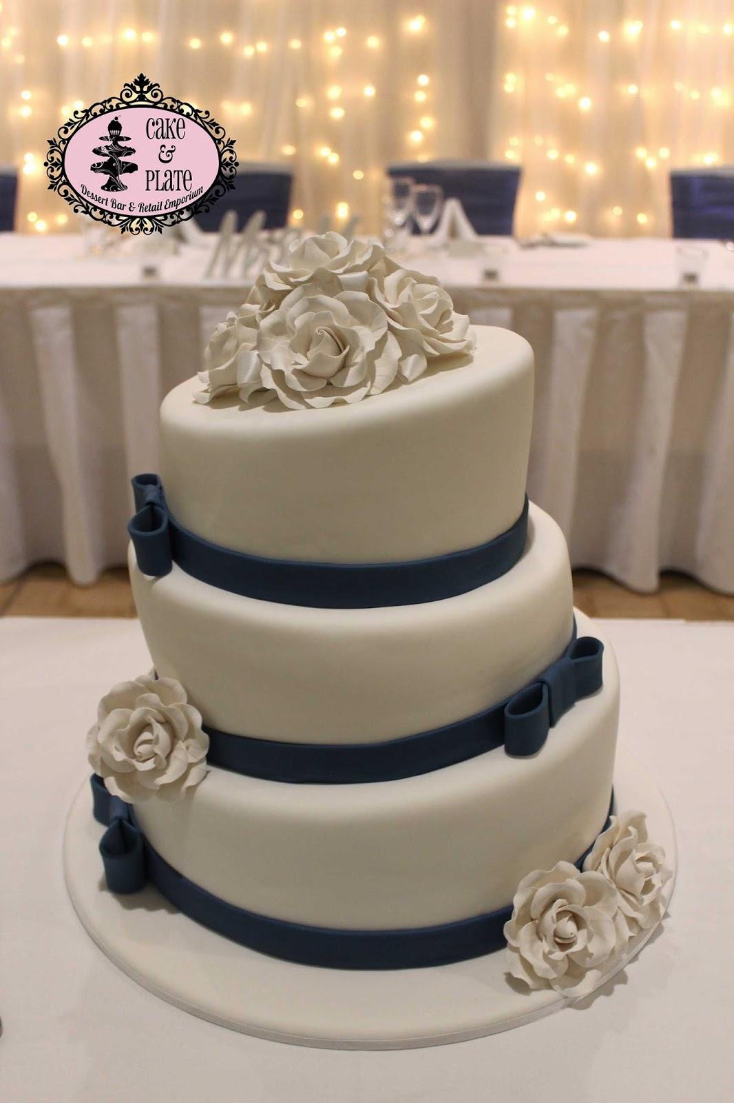 Cake & Plate