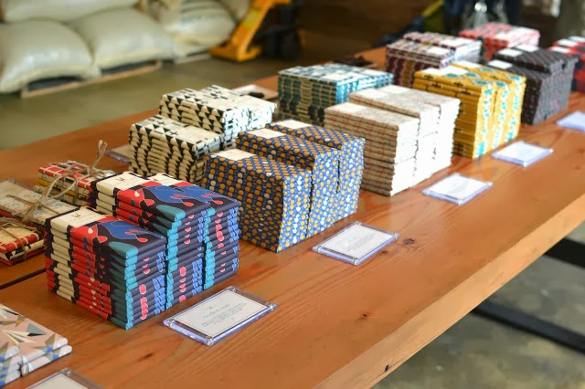 Mast Brothers Chocolate in Brooklyn